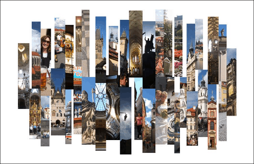 Projective Technique - Images Example - Collage